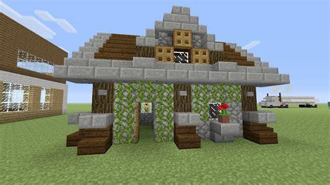 minecraft een huis minecraft een mooi beginners huis bouwen 20 youtube
