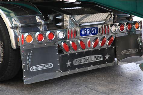semi truck tail light assembly leonard s nautical themed freightliner argosy used truck