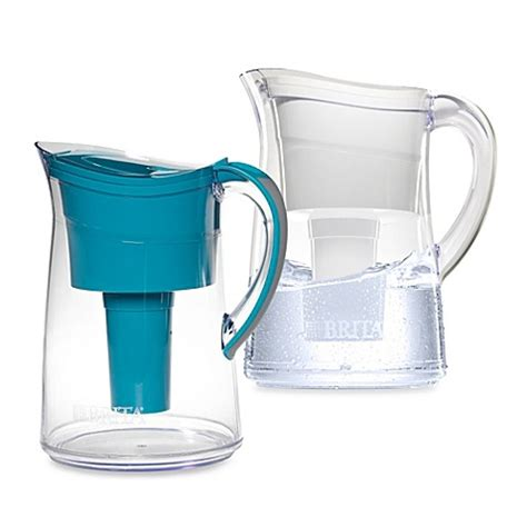 brita bed bath and beyond brita 174 capri 10 cup water filter pitcher bed bath beyond