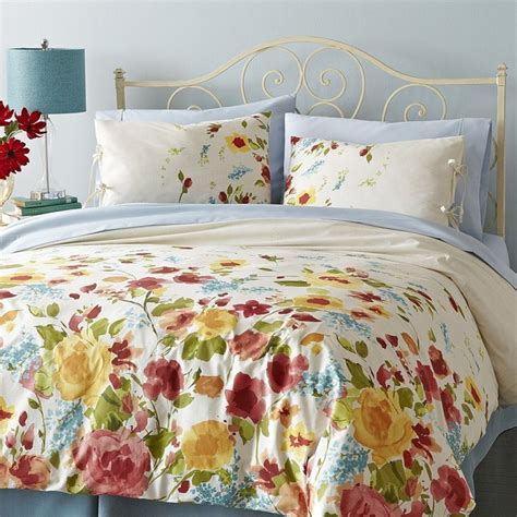 pier 1 comforters panache floral bedding contemporary bedding by pier