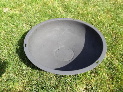 concrete pit bowl concrete pit bowl 35 metal pit designs and outdoor