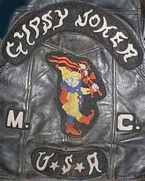 outlaw biker gangs gypsy joker mc