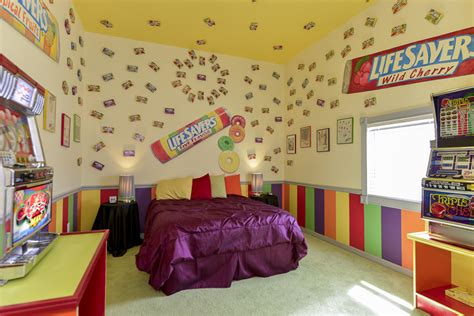 candy themed bedroom the sweet escape lifesavers candy bedroom