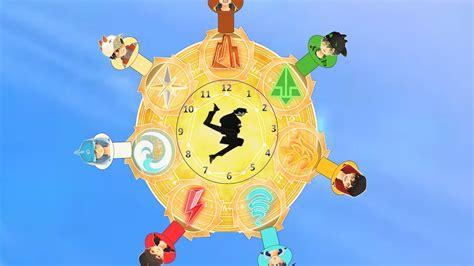 cara pembuatan jam dinding sederhana wow cara membuat jam dinding boboiboy kuasa 7 youtube