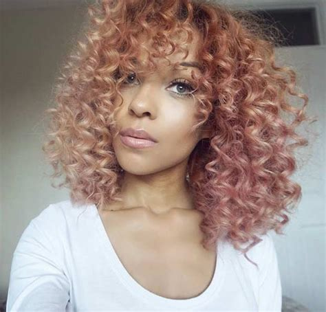 how much are perms at great clips 23 trendy rose gold hair color ideas