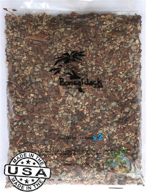Soil Mix For Outdoor In Ground Succulents - 2 quarts bonsai succulent and cactus soil gritty mix 111