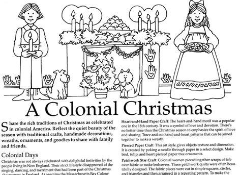 elementary school enrichment activities christmas elementary school enrichment activities colonial christmas