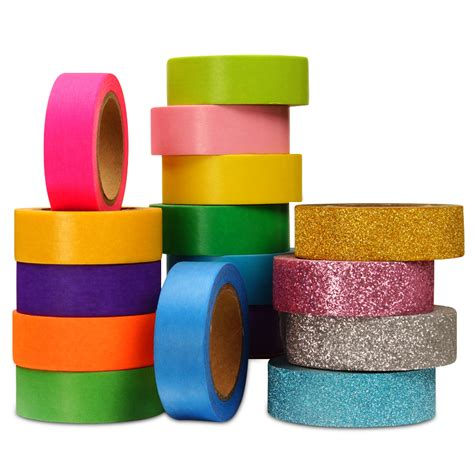 washie tape solid color washi tape