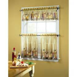 Tuscany Kitchen Curtains Tuscan Kitchen Curtains Valances Memes