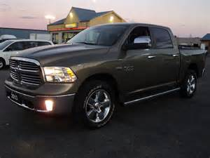 used 2013 ram 1500 big horn crewcab 4x4 dodge for sale in