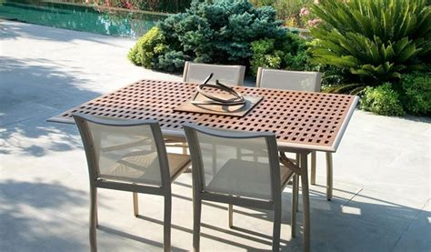 high quality outdoor furniture ego luxury teak