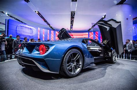 The New Ford Gt Will Be Most Expected 2016 Locos Engine