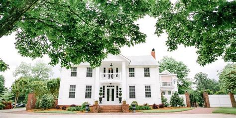 outdoor wedding venues in carrollton ga the inn at oak lawn farms weddings get prices for