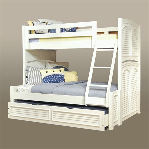 Cottage Bunk Bed American Woodcrafters 6510 Cottage Traditions Bunk Bed Atg Stores