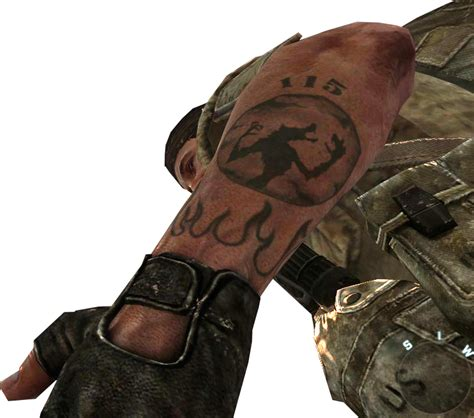 call of duty tattoo all theory how woods survived se7ensins gaming community