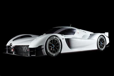 toyota supercar toyota gr super sport lmp1 looks with hybrid power
