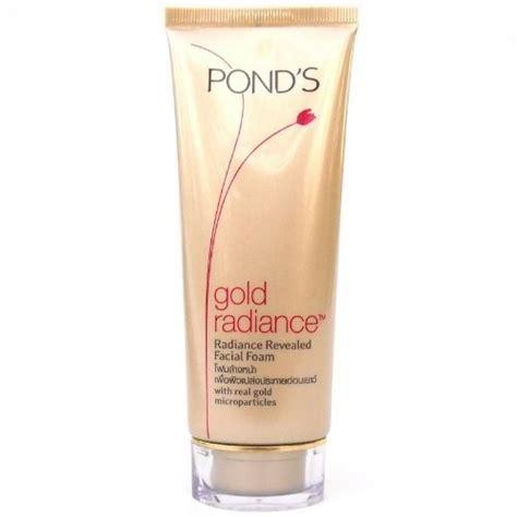 Skincare Pond S Foam Scrub Sepaket ponds foam gold radiance 100 gm