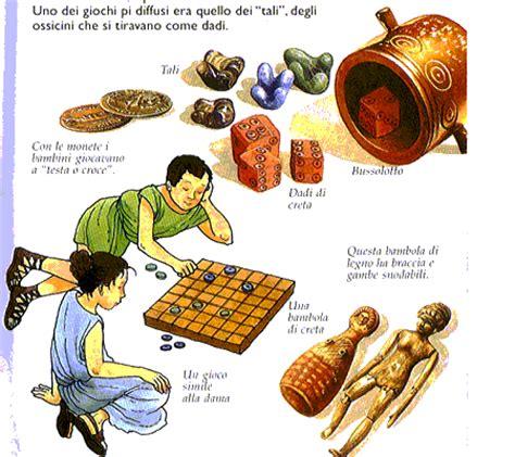 l alimentazione degli antichi romani 187 i giochi nell antica roma classe i e impararte