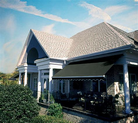 easy awning retractable awnings deck patio awnings for your home