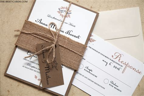 rustic photo wedding invitations rustic wedding invitations and rustic wedding stationery ideas