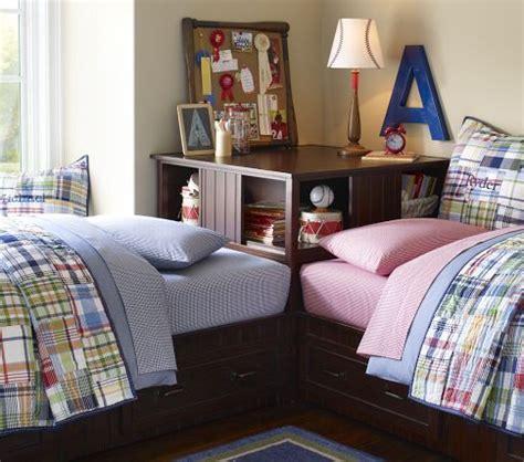 pottery barn kids twin bed 25 best ideas about corner twin beds on pinterest