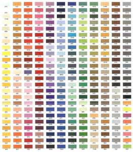 embroidex color chart embroidex embroidery thread color chart html 2017 2018
