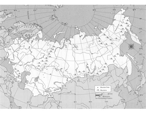 russia and the republics map quiz russia and former soviet republics physical map purposegames