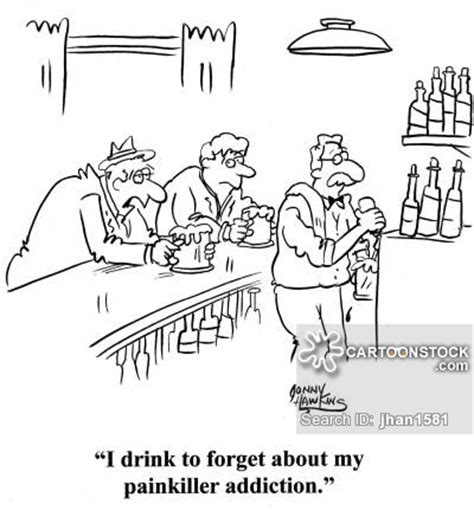 cartoon alcohol abuse substance abuse cartoons and comics funny pictures from