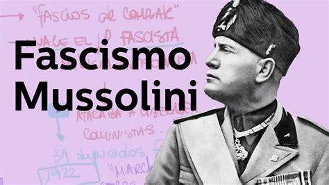 Fascismo italiano - Historia - Educatina - YouTube