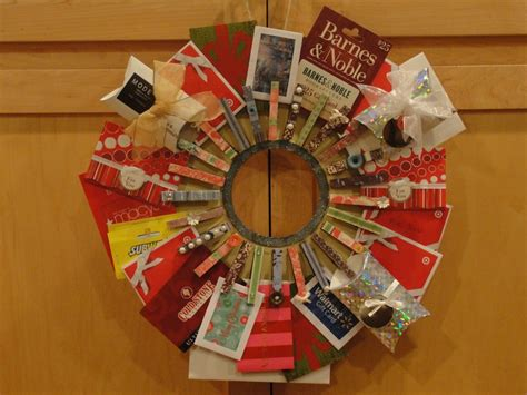 Gift Card Wreath - 17 best images about gift card trees and gift card wreaths on pinterest teaching