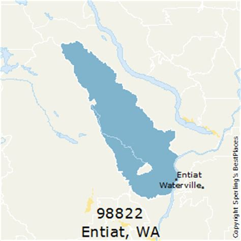 best places to live in entiat (zip 98822), washington