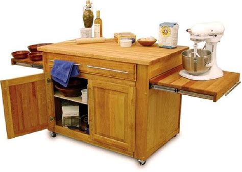 Kitchen Portable Islands | why portable kitchen cabinets are special my kitchen
