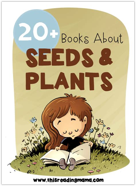 seeds of books seeds and plants book list for this reading