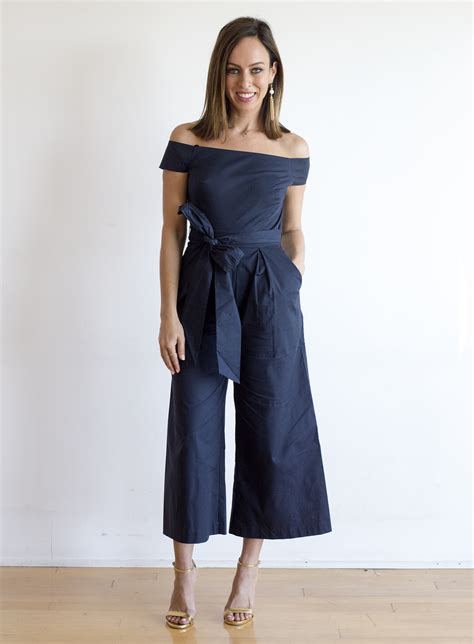 Jumpsuit Wear how to wear the jumpsuit trend for summer