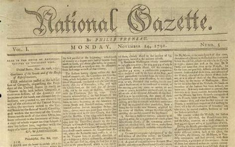 revolutionary war newspaper template editable newspaper