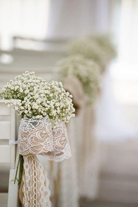 Rustic and romantic wedding ceremony decor at Walt Disney