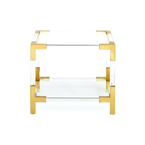 two tier side table two tier table image of mid century two tier side table 3