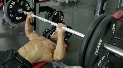 bench press results clear results challenge videos bench press muscle fitness