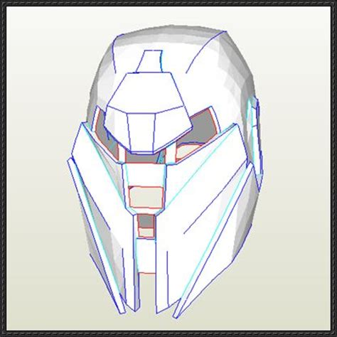Mass Effect Papercraft - papercraftsquare new paper craft mass effect