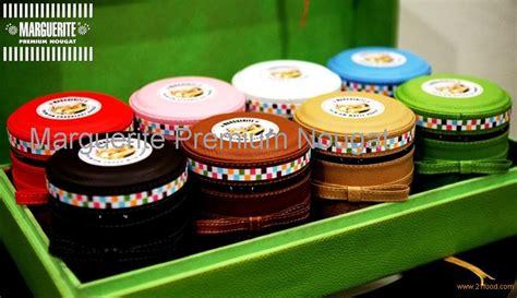 Marguerite Chocolate Nougat nougat products indonesia nougat supplier