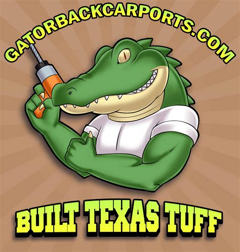 metal carports corpus christi tx texas carports  corpus christi gatorback carports