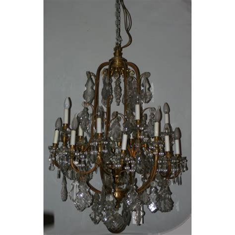 Grand Lustre by Grand Lustre Style Louis Xv En Sur Moinat Sa