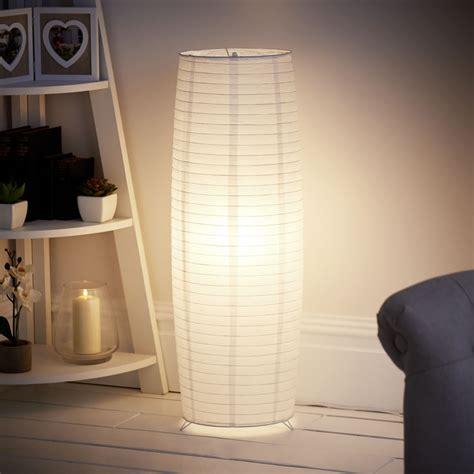 wilko paper floor lamp wilko