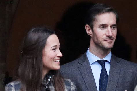 james matthews pippa middleton makes first public appearance with fianc 233