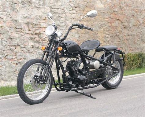 125ccm Motorrad Oldschool motorrad 125 ccm chopper old school style bobber