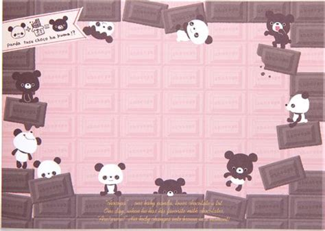 Dijual Animal Mold Bento Unik pink chocopa memo pad white panda with chocolate