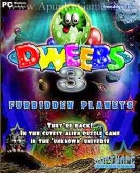 dweebs 3 forbidden planets pc game free download full