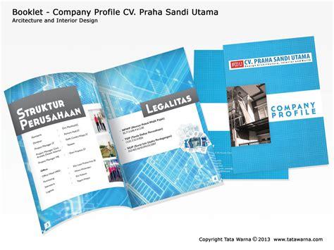 penataan desain profil perusahaan jurnal magang feliks