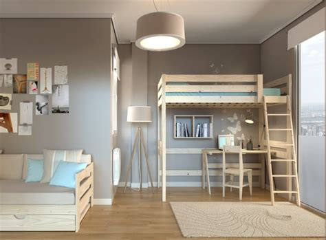cama alta cama alta muebleslufe