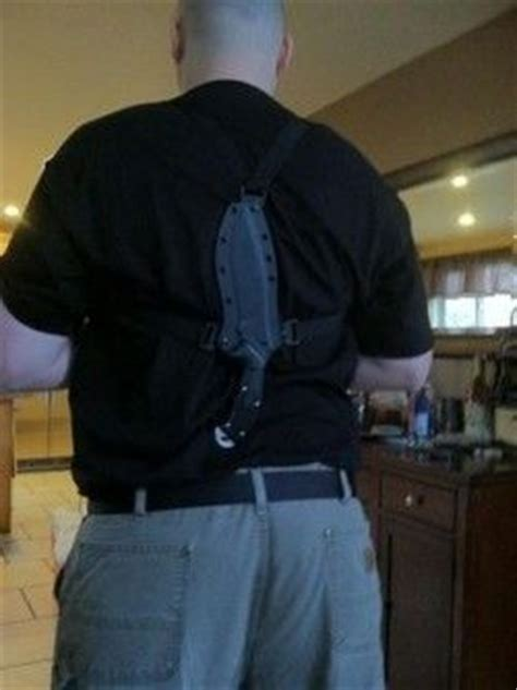 concealed carry knife holster survival concealed carrying a large fixed blade